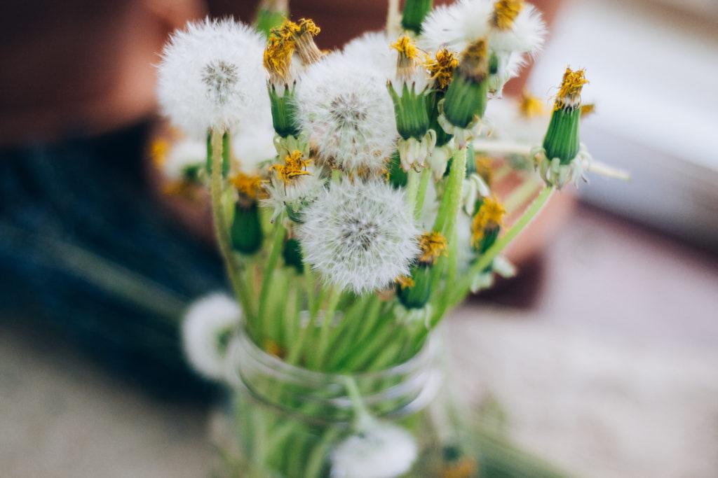 Spring Allergy Tonic | Well and Full | #vegan #recipe