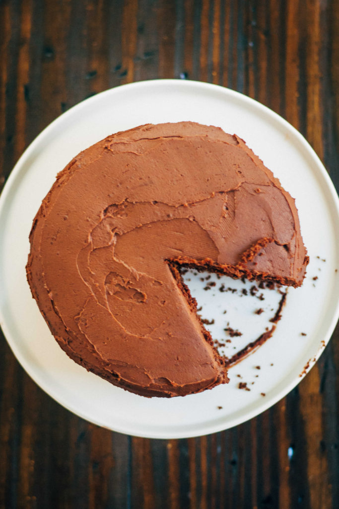 Italian Chocolate Olive Oil Cake W Chocolate Hazelnut