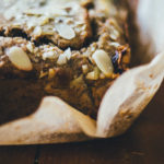 Cozy Cinnamon Chai Banana Bread   Well and Full   #plantbased #recipe