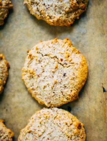 Magical Almond Cookies | Well and Full | #vegan #recipe
