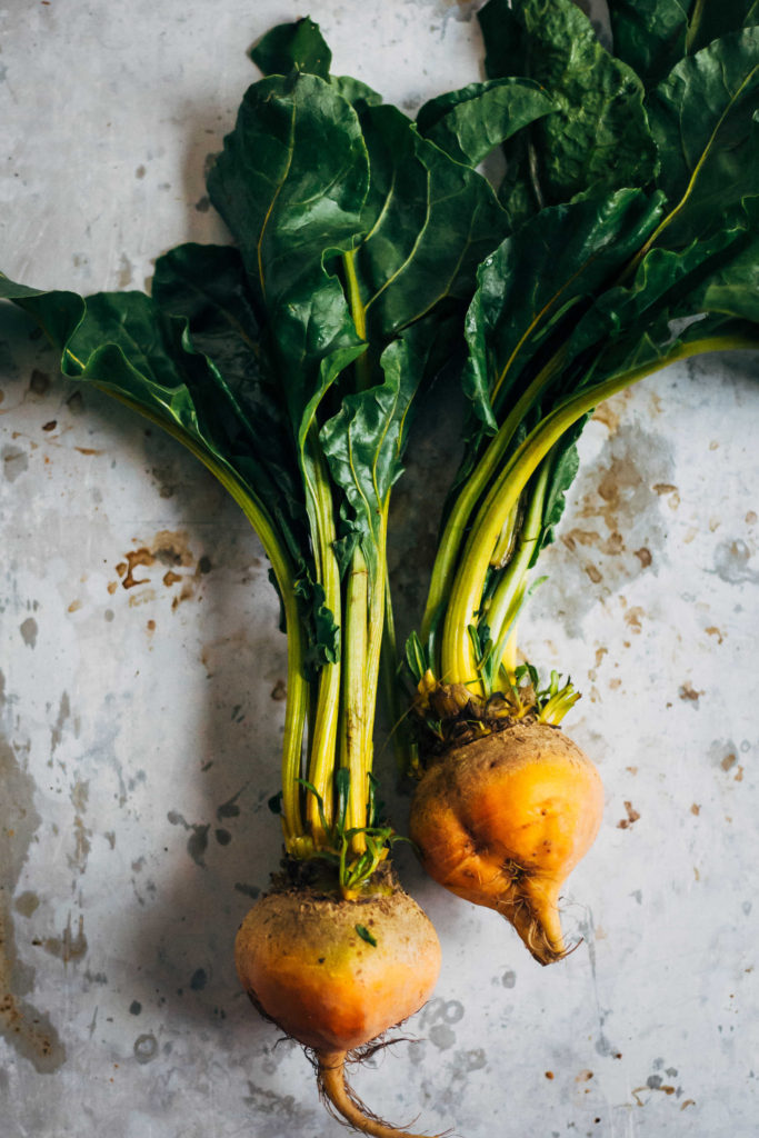Sunny Citrus Beet Juice   Well and Full   #vegan #recipe