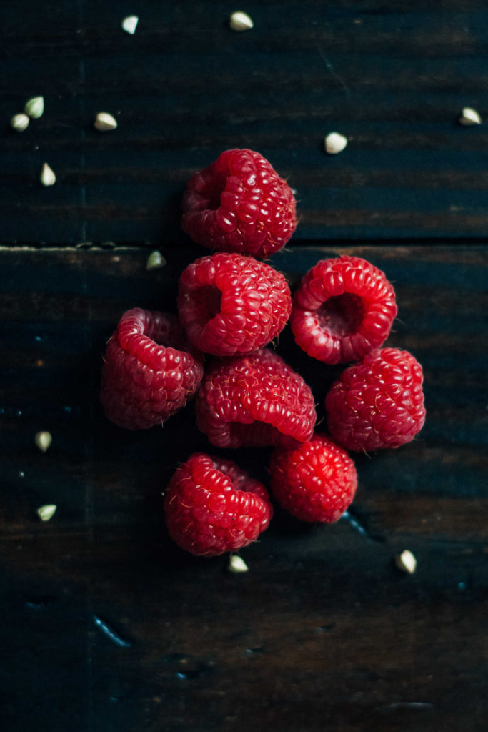 Raspberry Swirl Banana Ice Cream | For Valentine's Day ...