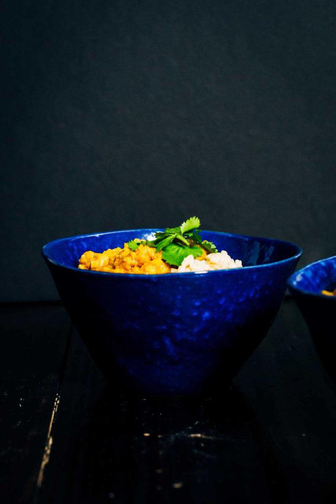 Red Lentil Kitchari | An Ayurvedic Cleanse | Well and Full | #vegan #ayurveda
