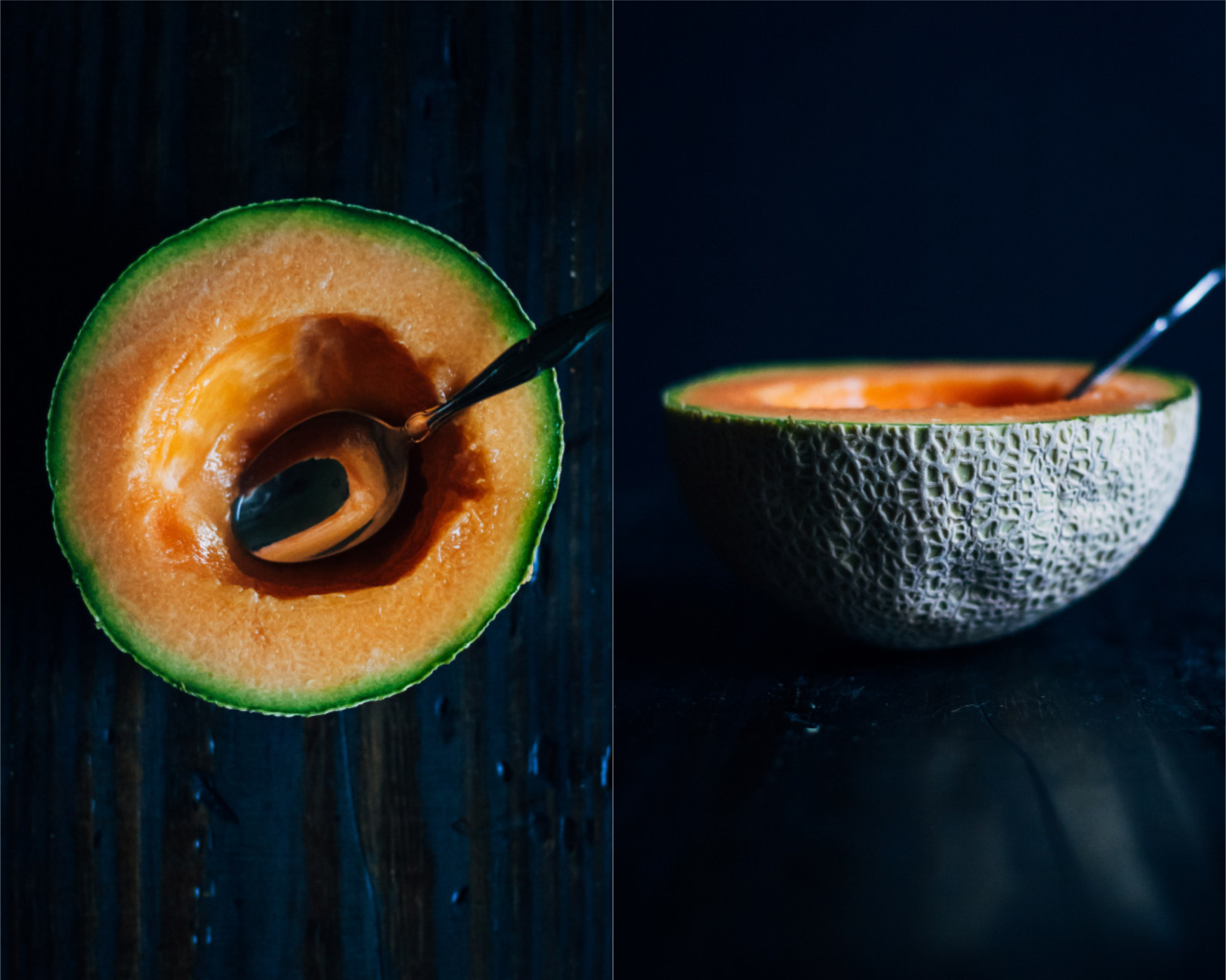 Cantaloupe Juice | The Most Refreshing Drink Ever | Well and Full | #vegan #juice #recipe