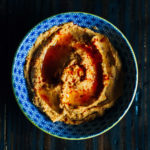 Chipotle Hummus | Well and Full | #vegan #hummus #recipe