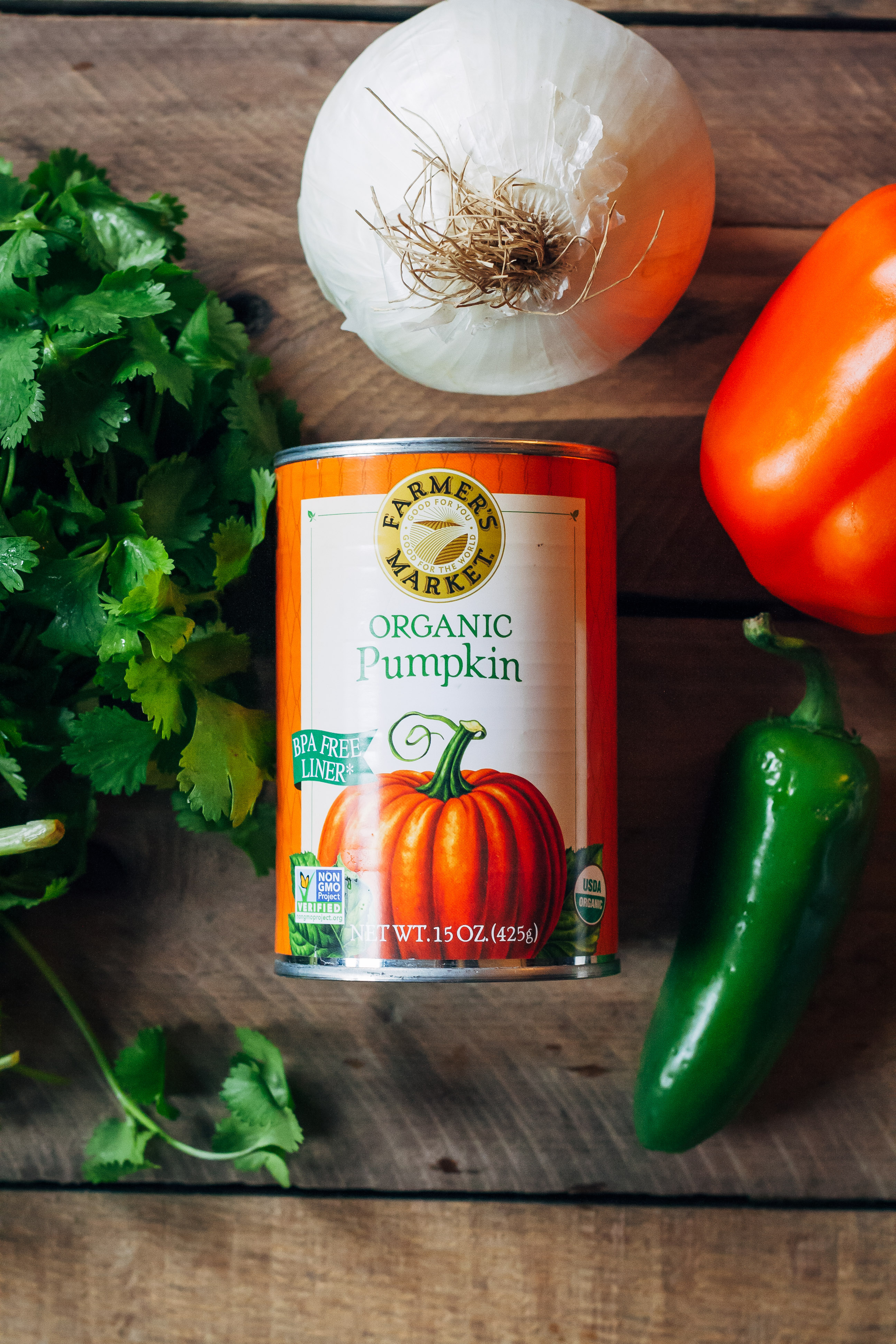 Harvest Pumpkin Beer Stew | Well and Full | #vegan #recipe #pumpkin