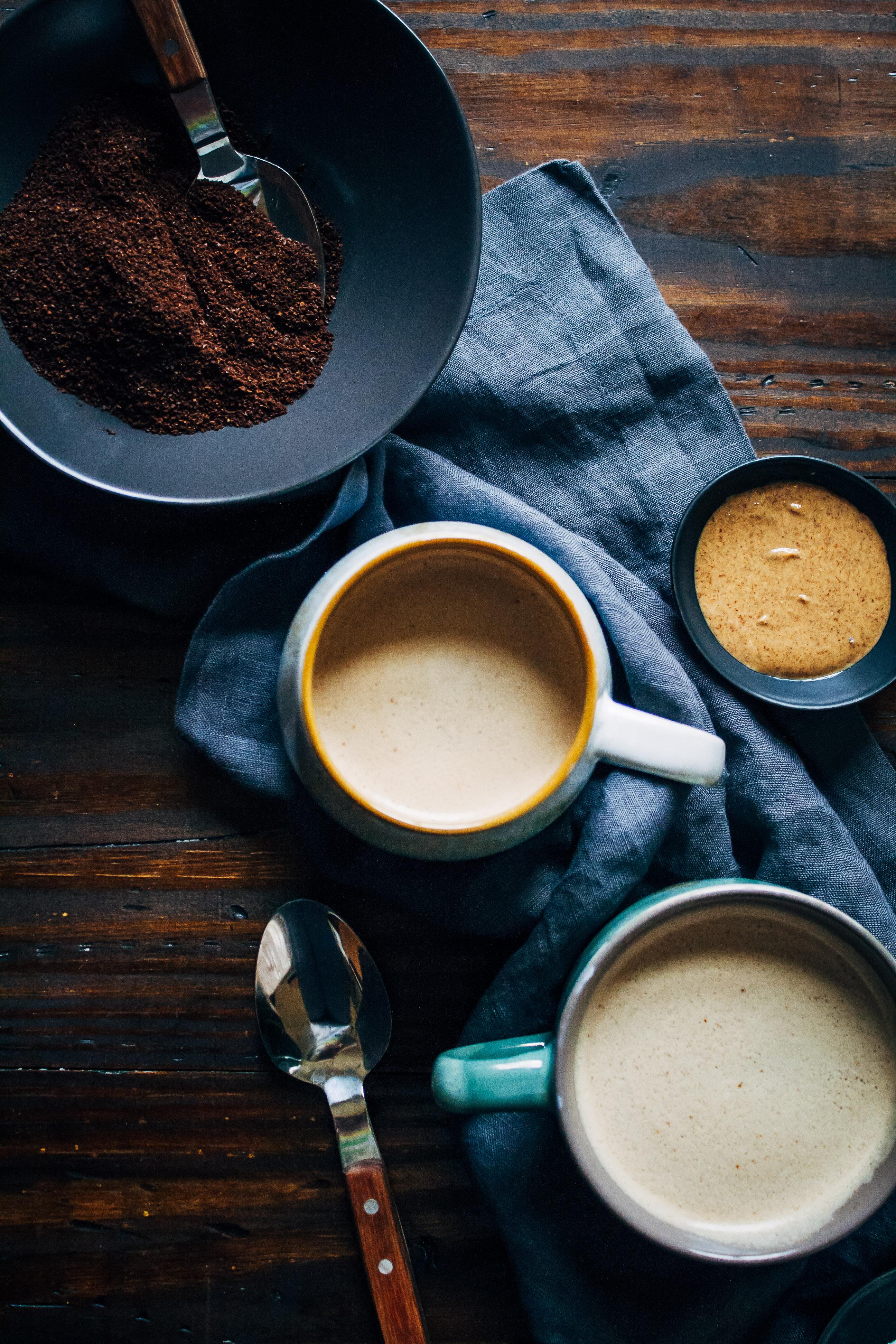 The Best Vegan Bulletproof Coffee | Well and Full