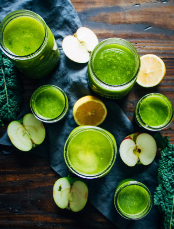 Mean Green Juice | Well and Full