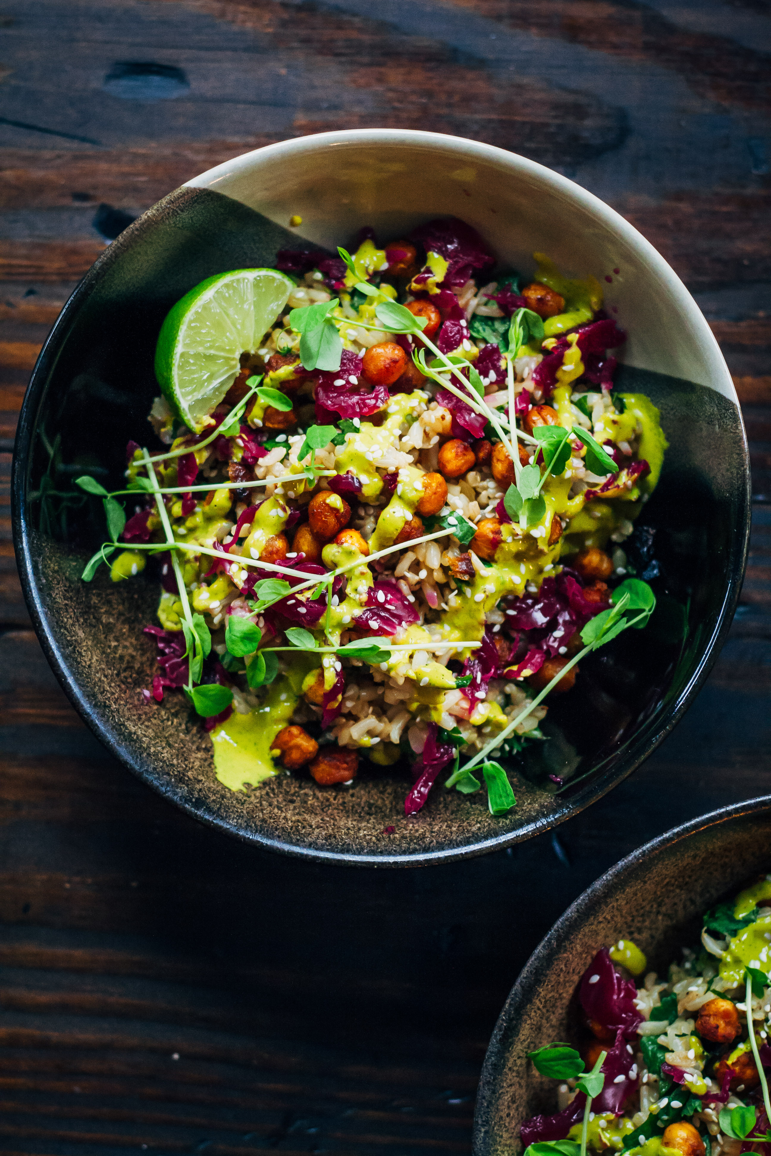 Rainbow Rice Bowl | Well and Full