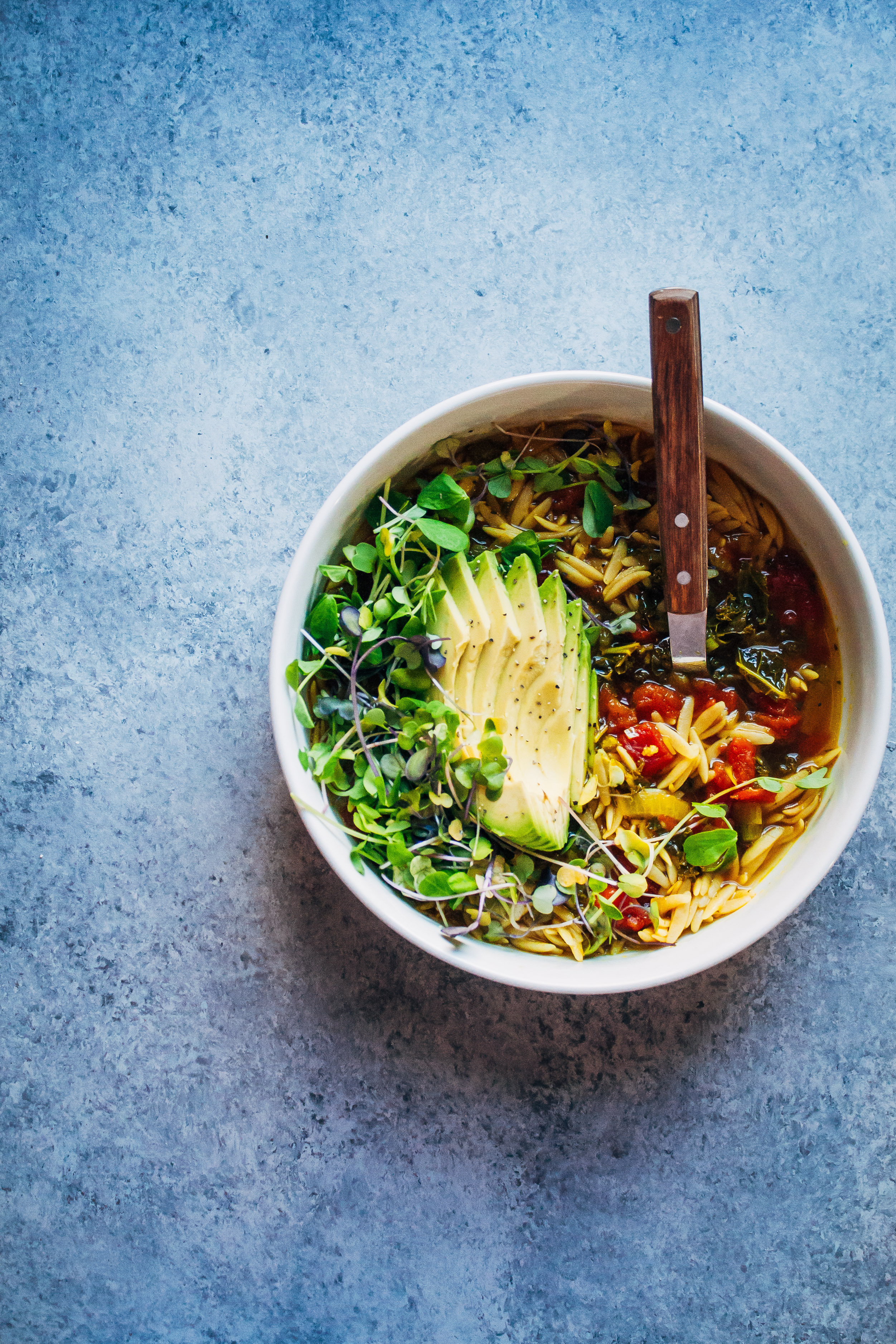 Feel Better Soup   Well and Full   #vegan #soup #recipe