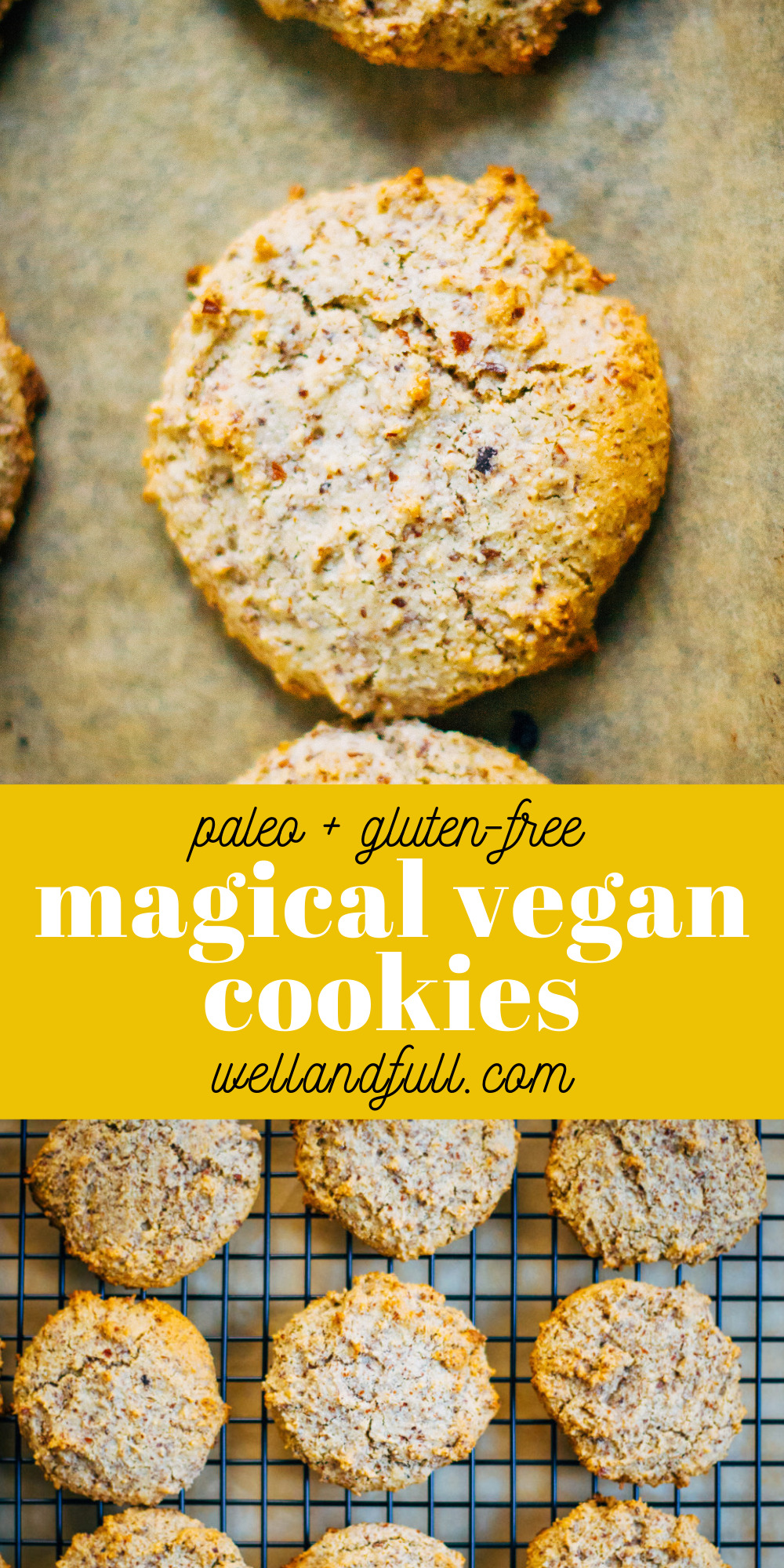 Magical Vegan Cookies