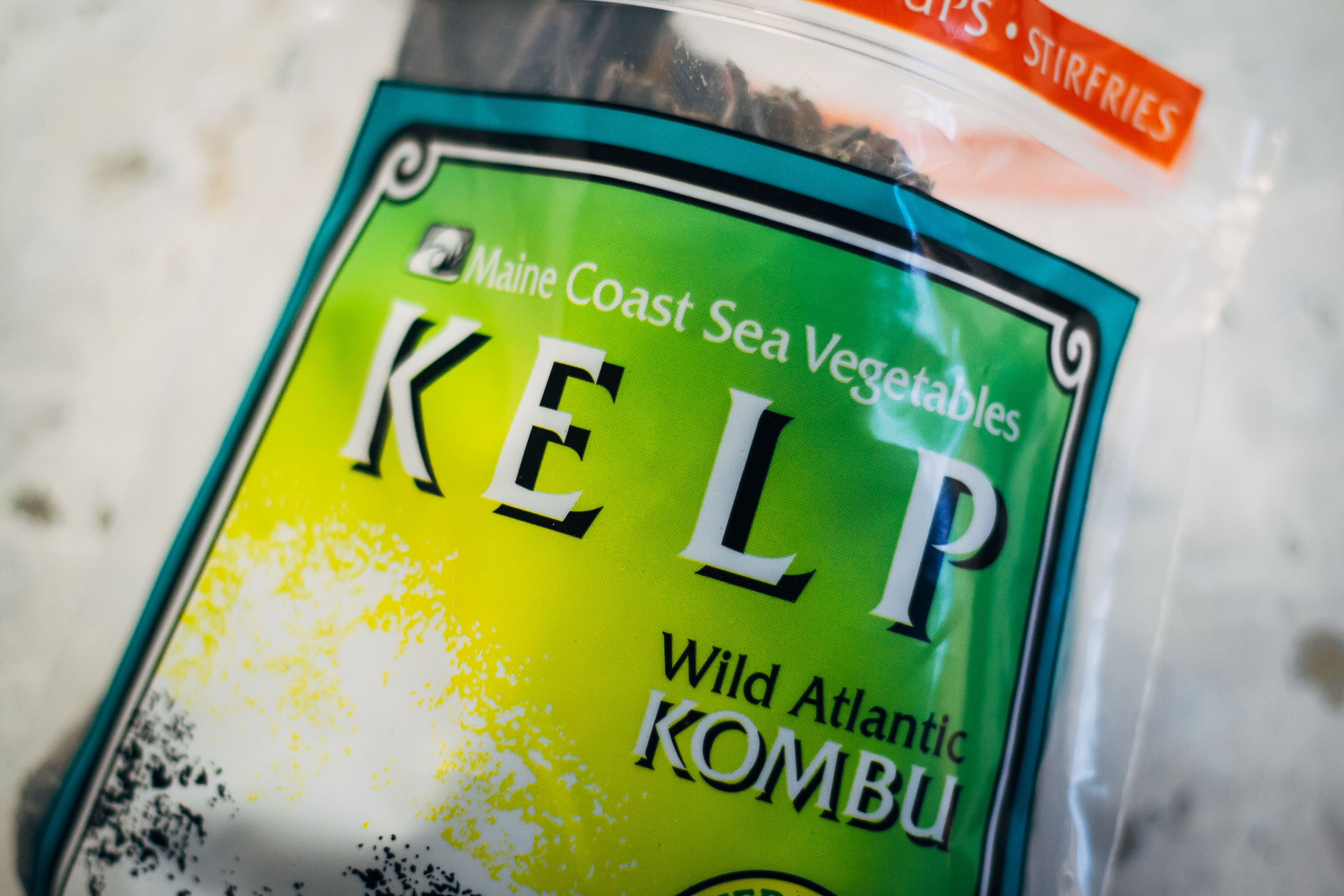 Seaweed Salad | Well and Full | #vegan #recipe