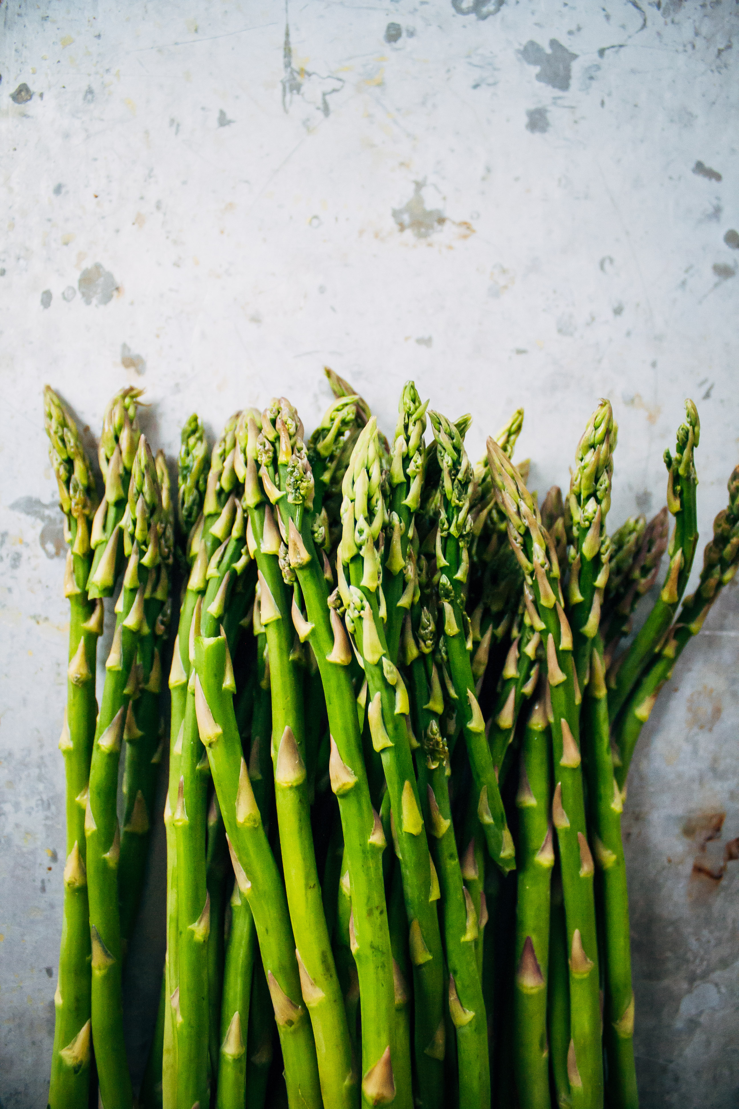 The Best Roasted Asparagus + A Lemony Herb Spring Pasta | Well and Full | #vegan #pasta #recipe