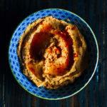 Chipotle Hummus | Well and Full | #vegan #hummus #recipe