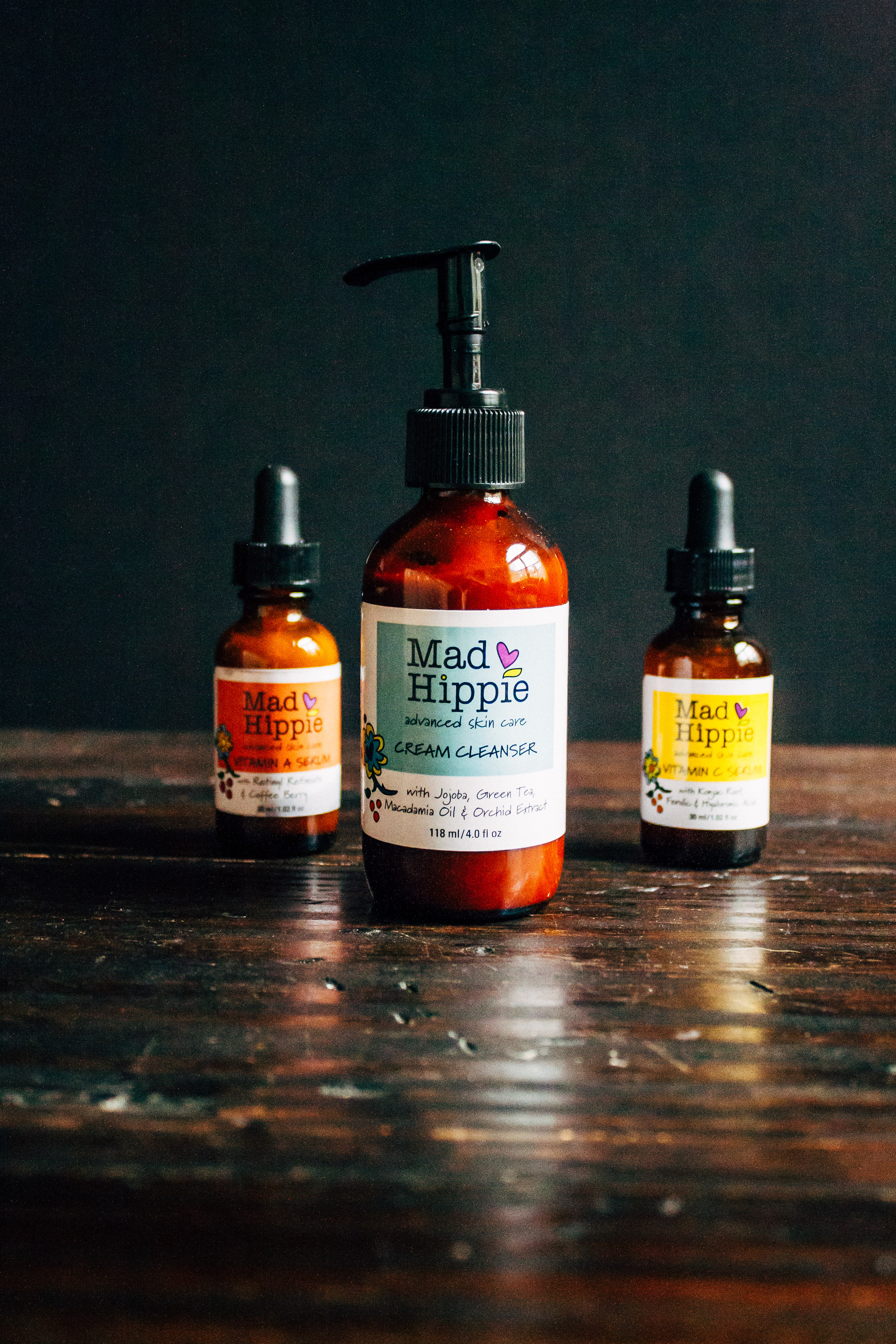 Vegan Beauty Review | Mad Hippie Skincare | Well and Full | #vegan #beauty #skincare