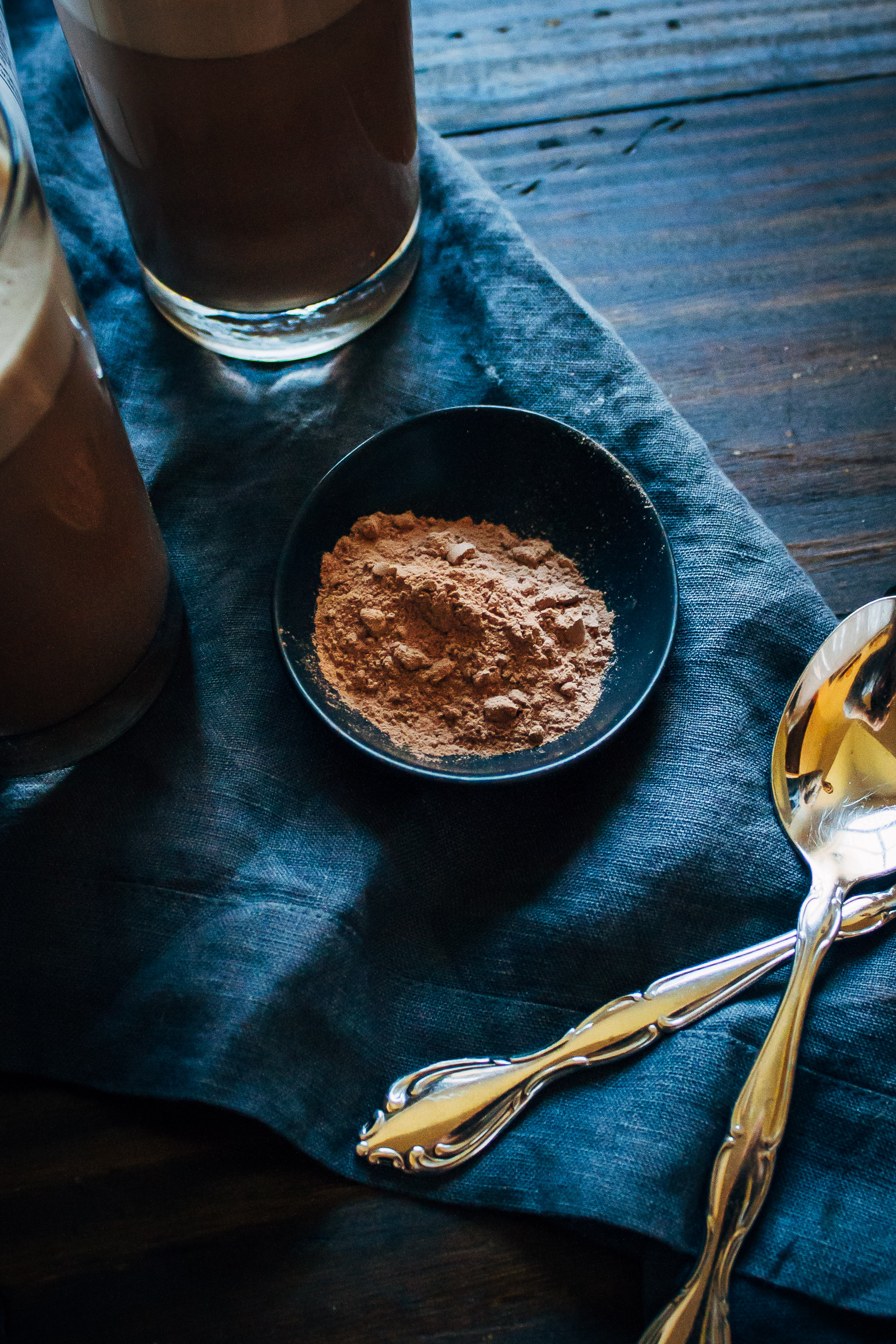 The Power Mocha | Well and Full | Created in Partnership with Burt's Bees