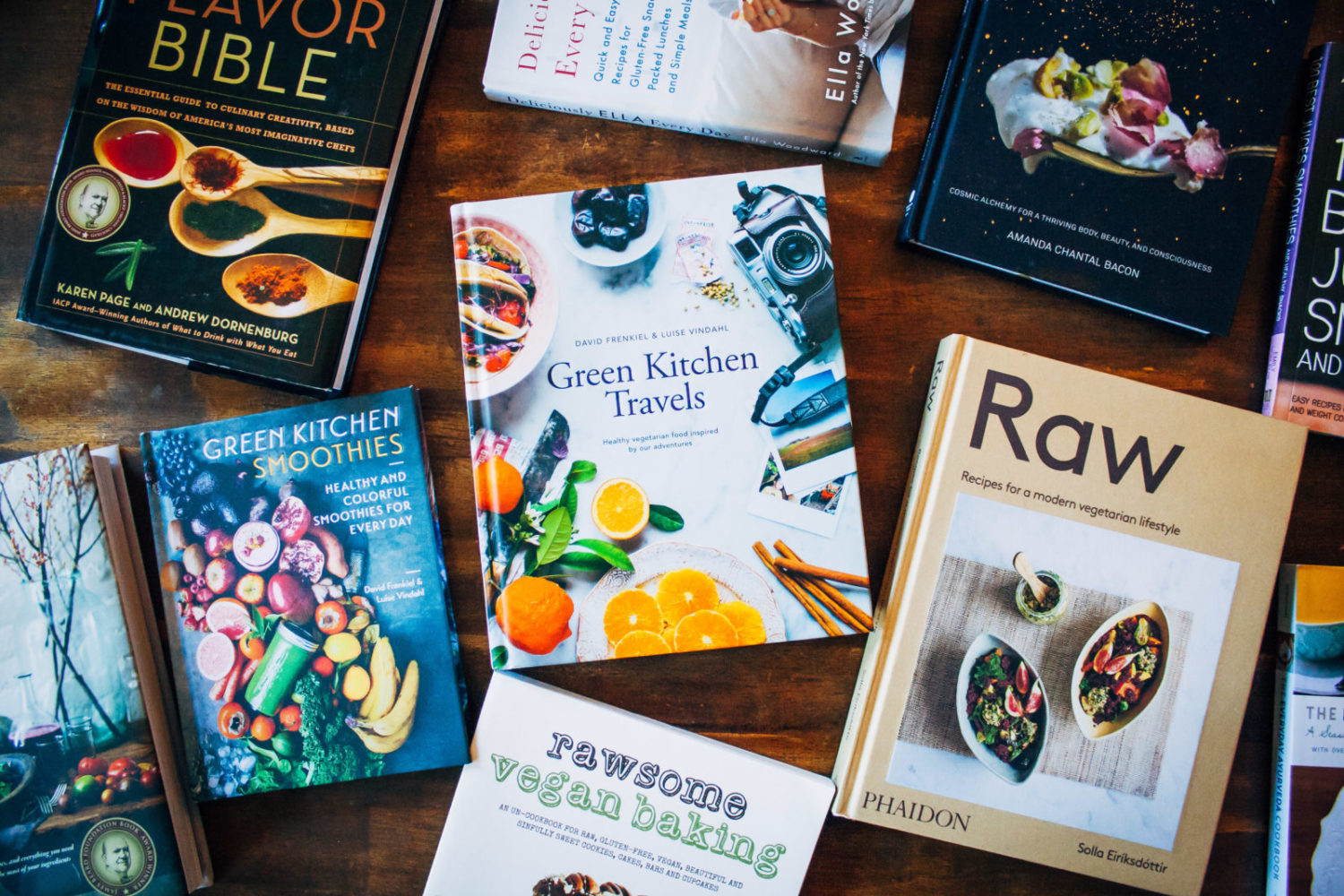 Recommended Cookbooks