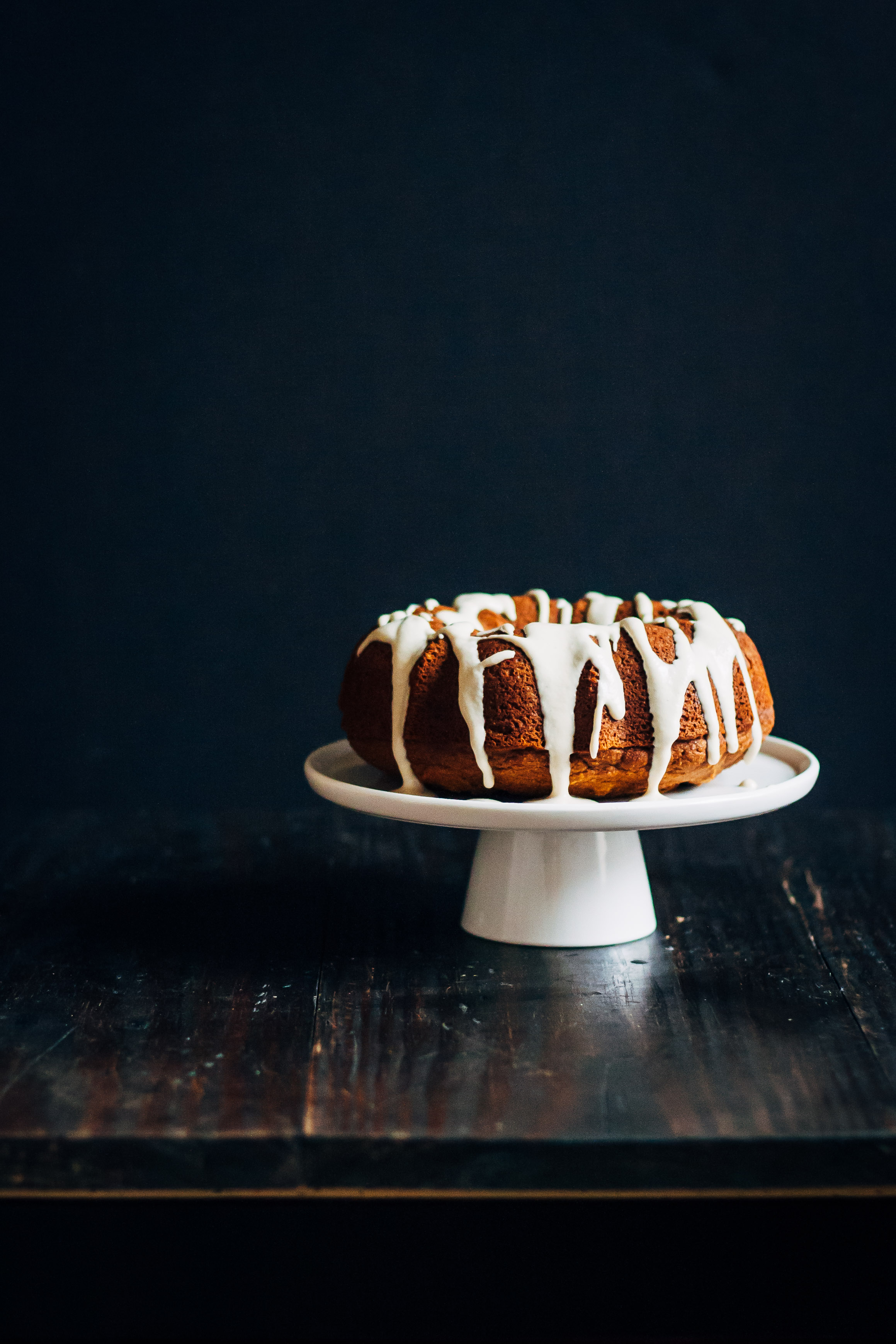 Vegan Apple Cake | Well and Full | #vegan #apple #cake