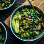 Detox Kale Salad w/ Pesto | Well and Full