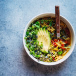 Feel Better Soup | Well and Full | #vegan #soup #recipe