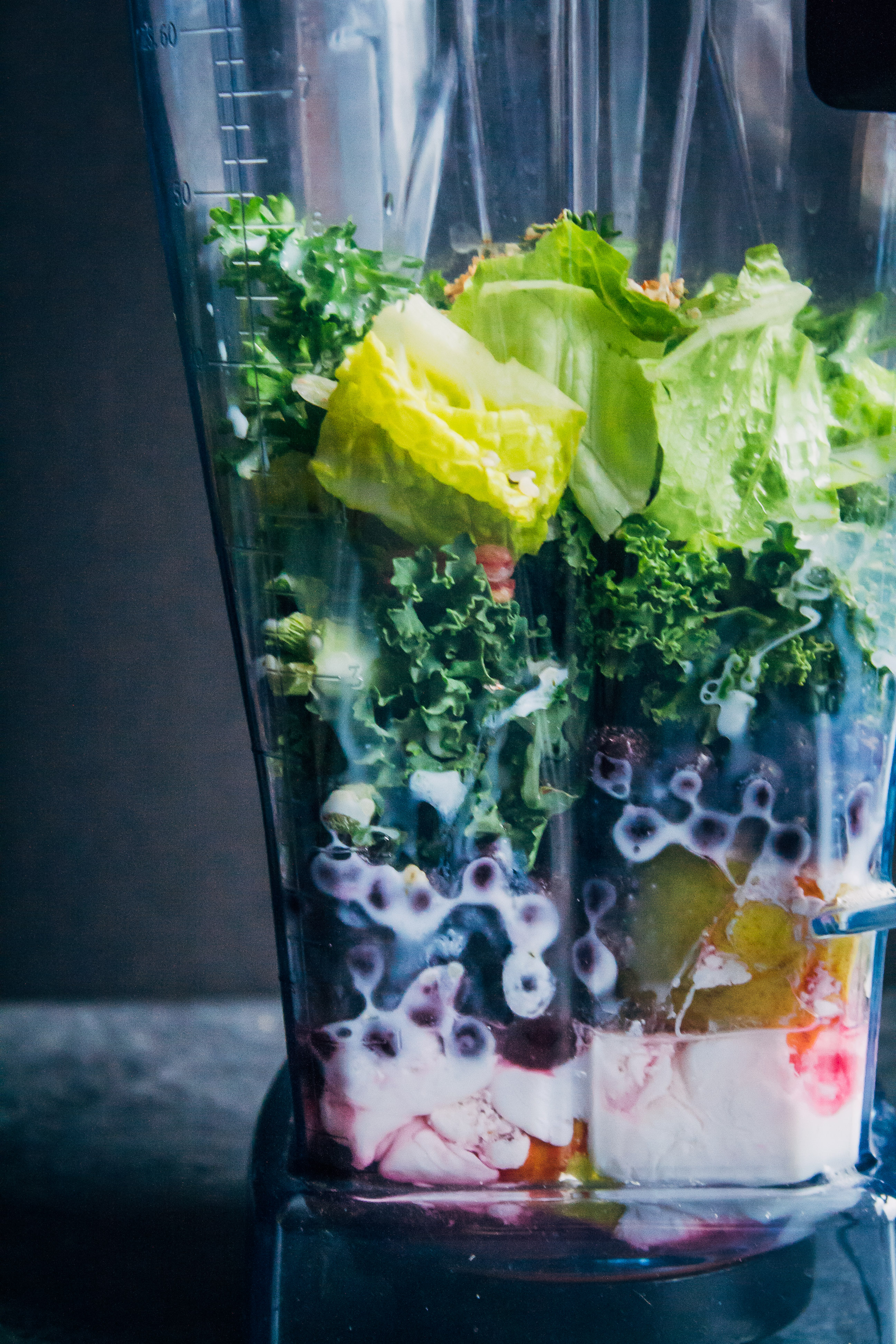 The Ultimate Nutrition Smoothie | Well and Full | #vegan #smoothie #nutrition