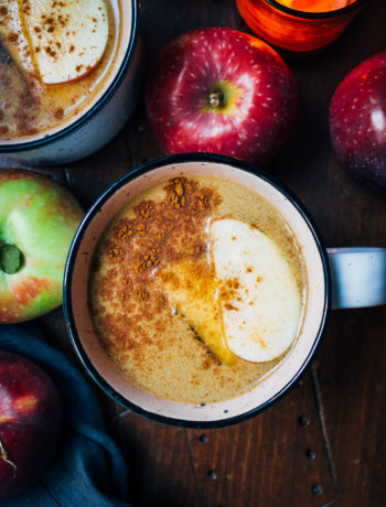 Apple Chai Latte | Well and Full