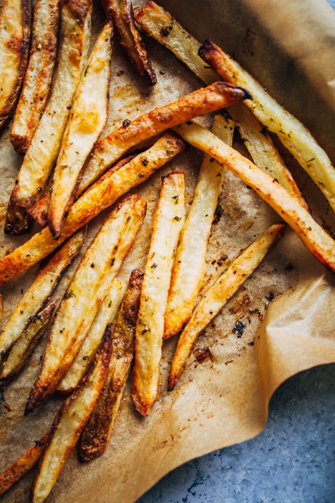 Ultimate Vegan Loaded Fries | Well and Full | #vegan #recipe