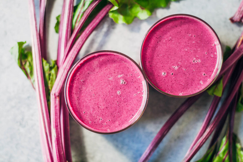 Healthy Brain Smoothie | Well and Full | #smoothie #detox #recipe