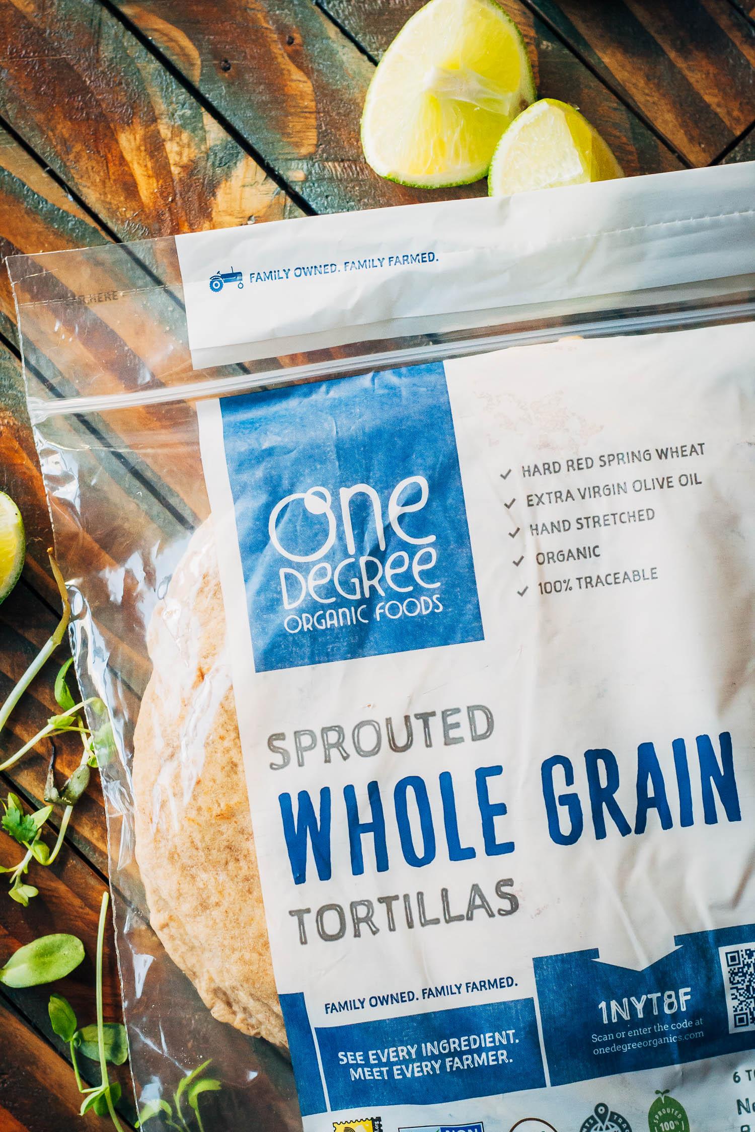 Vegan Southwest Tortilla Salad | Well and Full