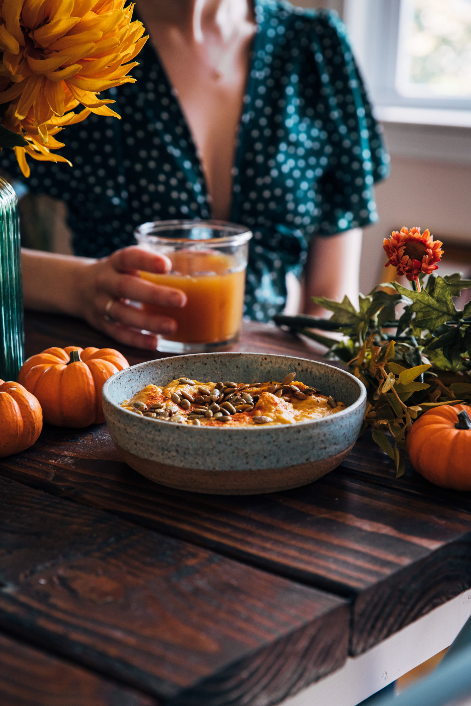 Autumn in Connecticut | Well and Full | #vegan #recipe #vegetarian #fall