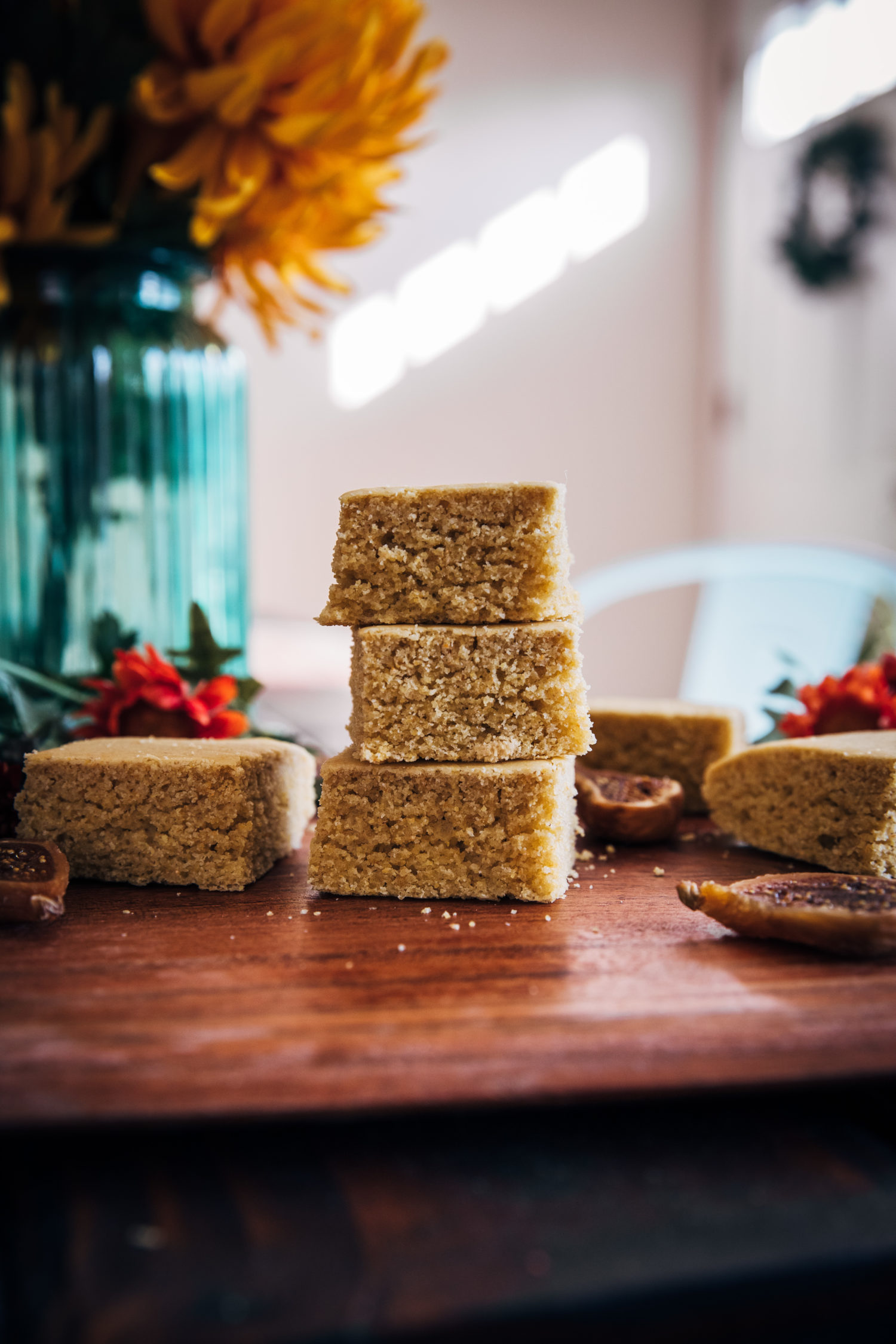 Gluten-Free Cornbread | Well and Full | #glutenfree #recipe
