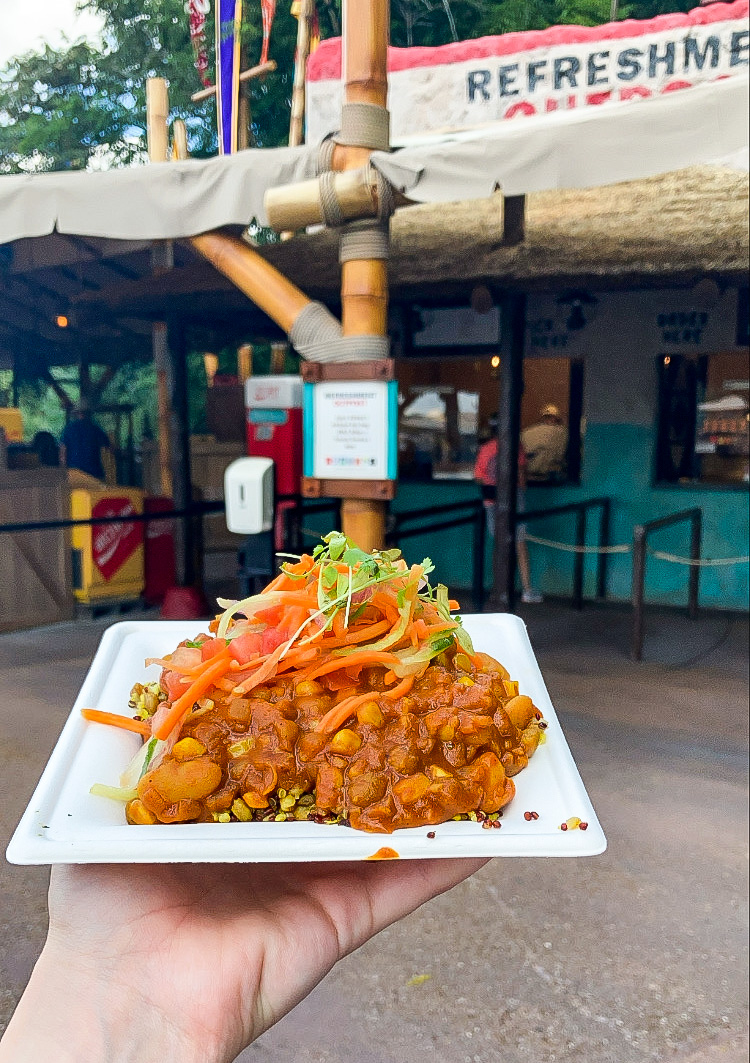Spicy Githeri | EPCOT Food & Wine Festival 2021